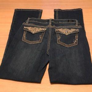 Earl boot cut jeans